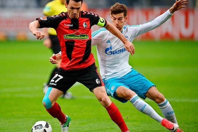 Tippen Sie das Ergebnis des Spiels SC Freiburg – Schalke