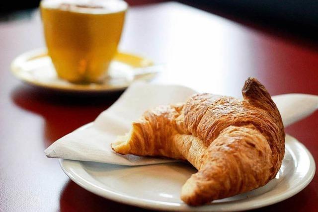 Ist Butter oder Nutella gesünder auf dem Croissant?