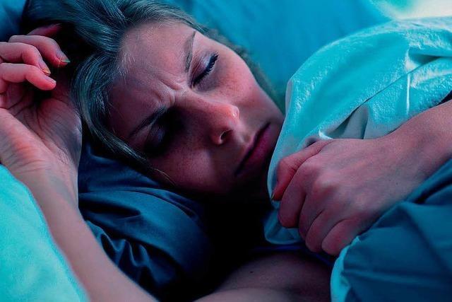 Warum sind Sorgen nachts größer als tagsüber?