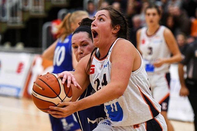 Frauen des USC Freiburg gewinnen Spitzenspiel