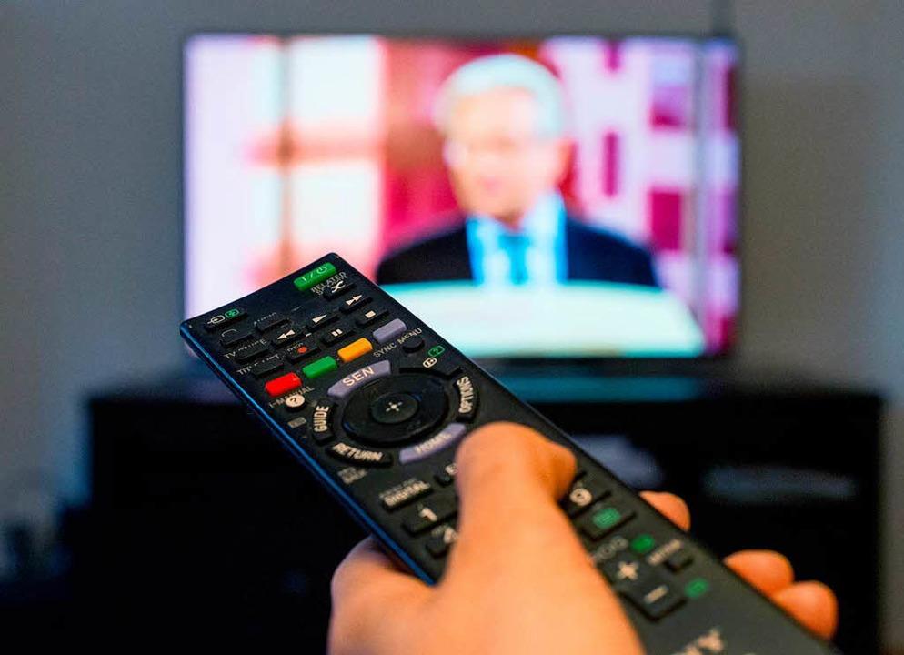 Mit DVB-T2 hält ein  neuer technischer  Fernsehstandard Einzug.    Foto: Monika Skolimowska