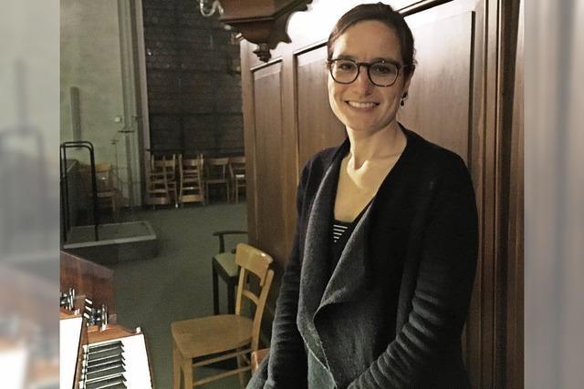 Mutig und perfekt die Walcker-Orgel in Szene gesetzt