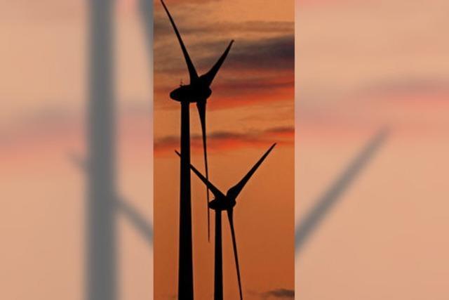 Lokale Agendagruppe Energie verteidigt neue Windparks