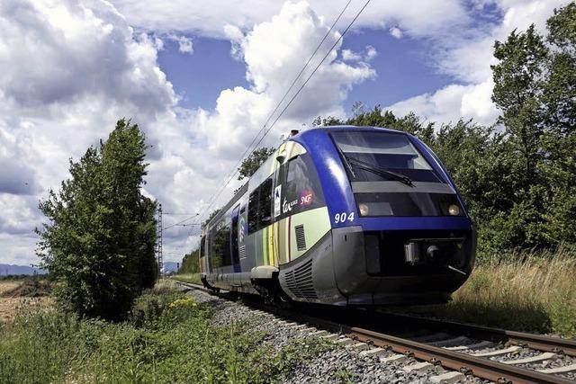 Die Bahnwelt der Region