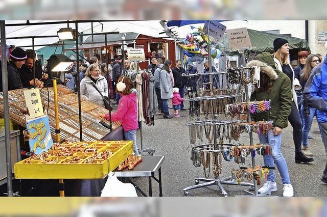 Martinimarkt in Elzach