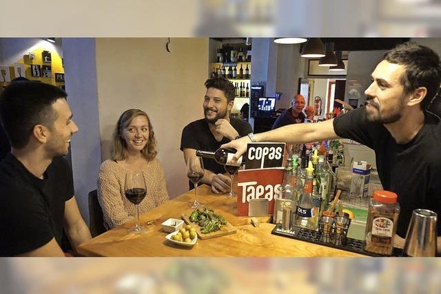 In Freiburg lebende junge Spanier und Katalanen sind bei der Unabhängigkeitsfrage gespalten
