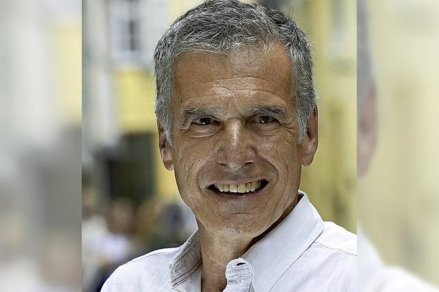 Der Zahnarzt Wolfang Lapp engagiert sich für Menschen in Afrika