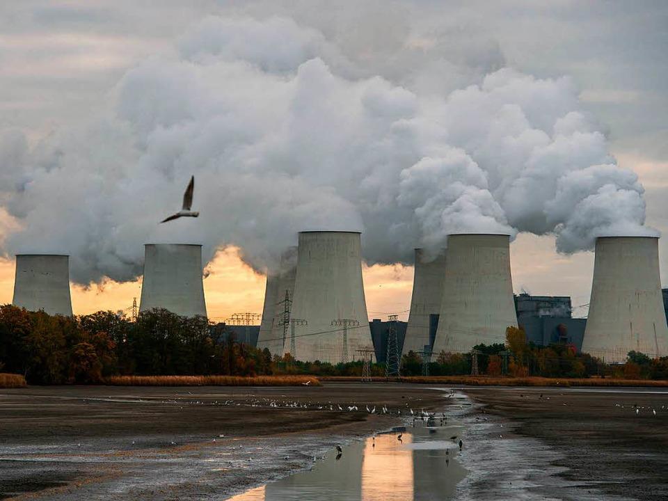 Klimakiller Braunkohle: Steuert die Politik um?  | Foto: dpa