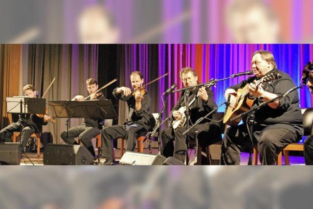 In Riehen treffen Folk und Bluegrass auf Klassik