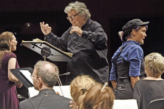 René Jacobs und das Freiburger Barockorchester spielen Beethovens