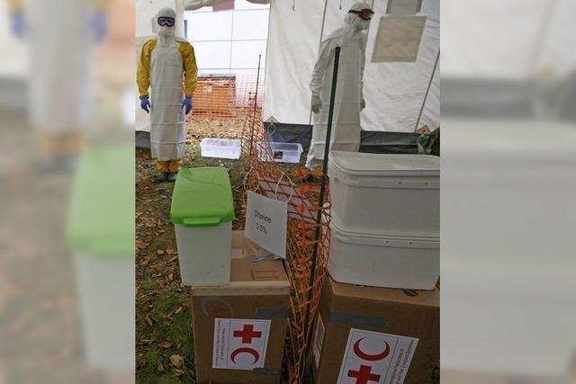 Fünf Millionen Euro für Ebola-Hilfe durch Korruption verloren