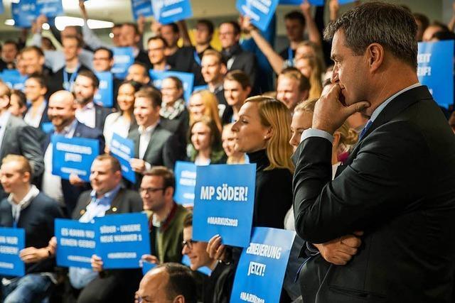 CSU-Revolte gegen Seehofer nun auch öffentlich