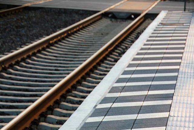 Ärger an der Bahnsteigkante – Länder laufen gegen Pläne des Bundes Sturm
