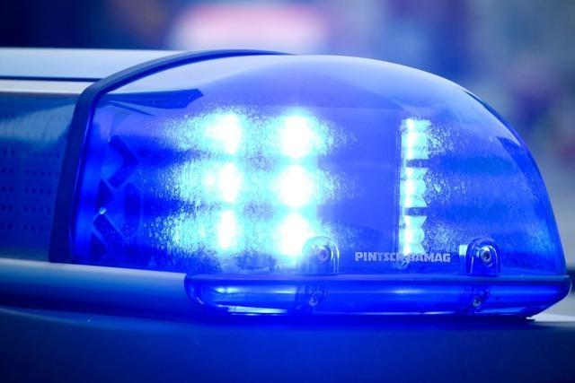 Schwerer Unfall auf B31 bei Breisach