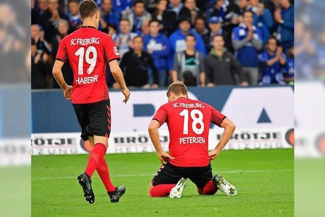 Pechsträhne statt Siegesserie beim SC Freiburg