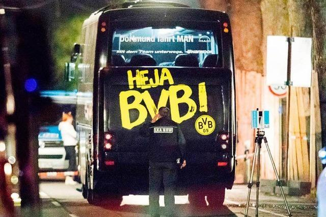 Mutmaßlicher BVB-Attentäter plante womöglich weitere Anschläge