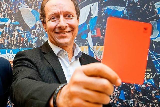 DFB setzt Chef des Videobeweises ab – Schiri-Boss Fröhlich übernimmt
