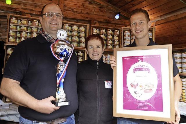 Europa-Pokal für Pröller