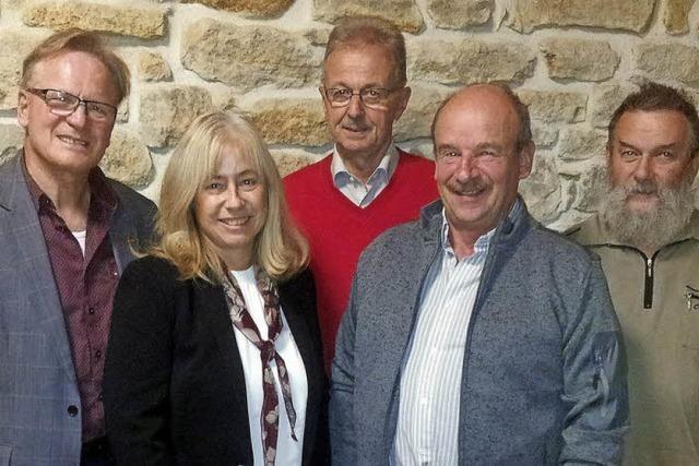 Günter Linser ist neuer Vorsitzender von