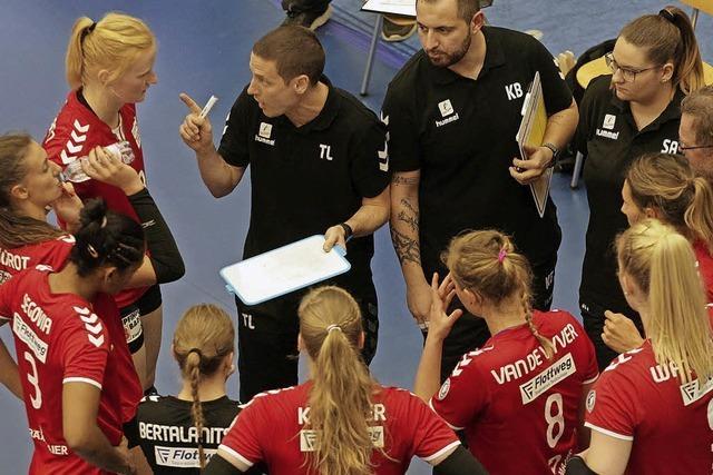 Offenburger Volleyballerinnen treffen im Achtelfinale auf Vilsbiburg