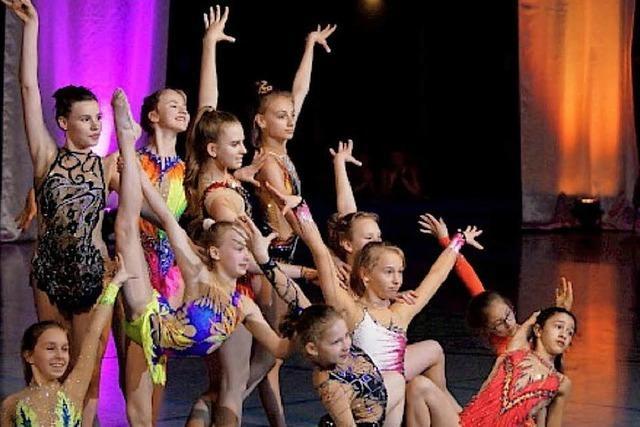 Nachwuchspreis für die Rhythmische Gymnastik