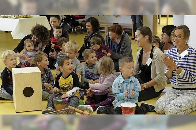 Gebühren für Kinderbetreuung steigen