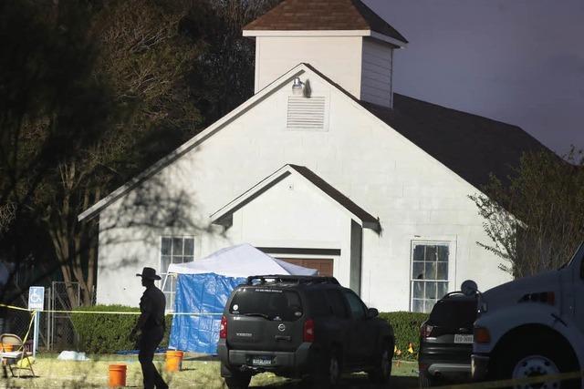 Behörden: Tat des Schützen in Texas hatte familiären Hintergrund