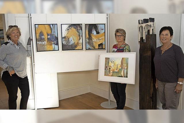 Glücksfall für die regionale Kunstszene