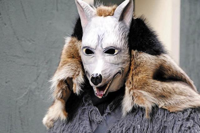 Totenbühl-Wölfe sind nicht nur närrisch aktiv