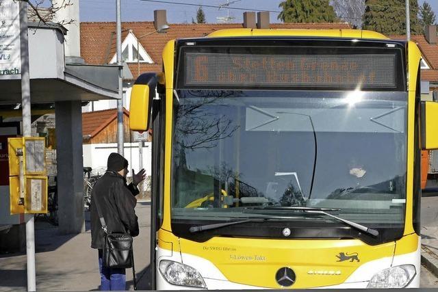 Stadt erhält Konzessionen für Stadtbus
