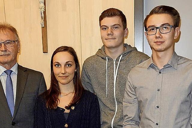 Biederbacher Bestnoten belohnt