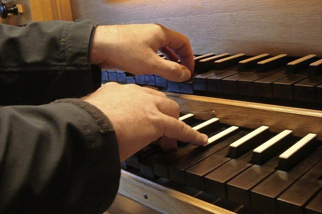 Riehener Orgelfestival feiert mit seinen Nachbarn