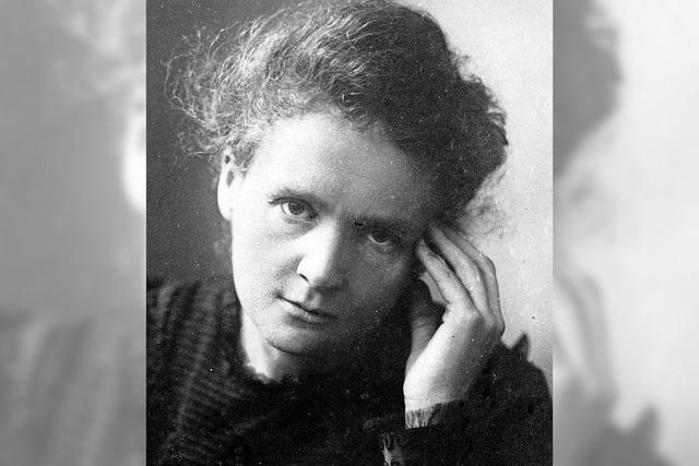 Ihre Forschung zur Radioaktivität brachte Marie Curie um