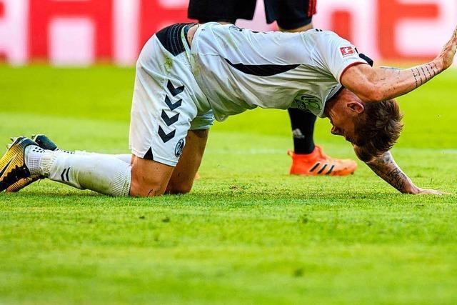 SC Freiburg: Mike Frantz fällt drei Monate lang aus