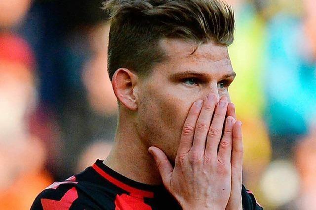 Niederlechner macht SC Freiburg-Fans Hoffnung