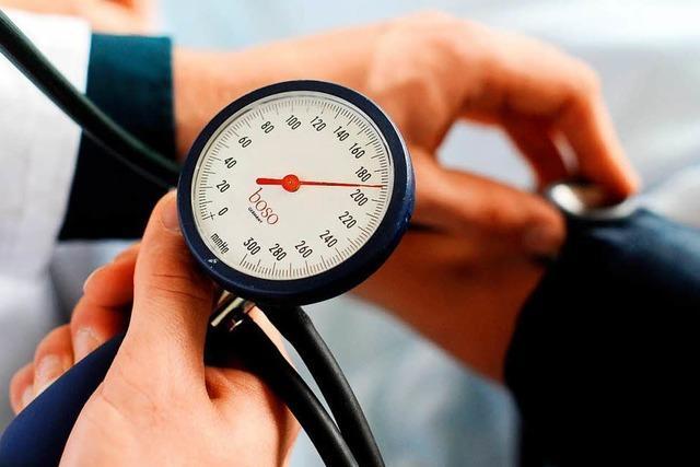 Wie wirkt Kälte auf Bluthochdruck?