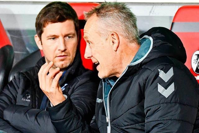 SC Freiburg sauer auf DFL: Zwei Spiele innert drei Tagen