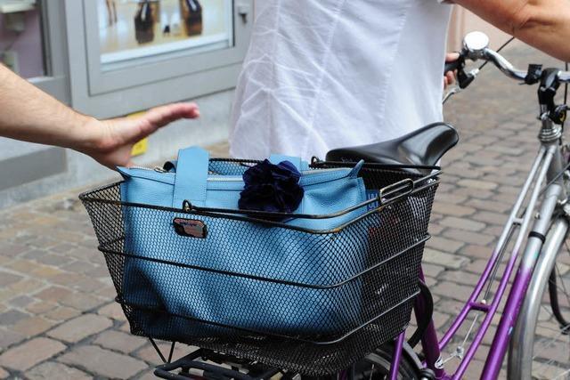 Dieb wollte Radfahrerin in Betzenhausen bestehlen