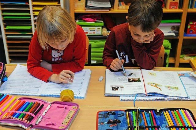 Stadt will Grundschulen zusammenlegen