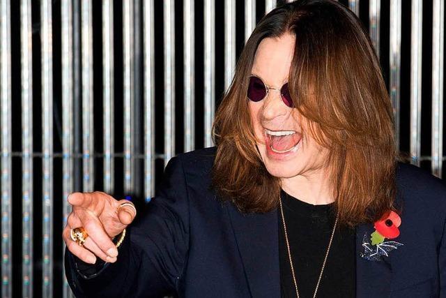 Ozzy Osbourne kündigt Abschiedstournee an