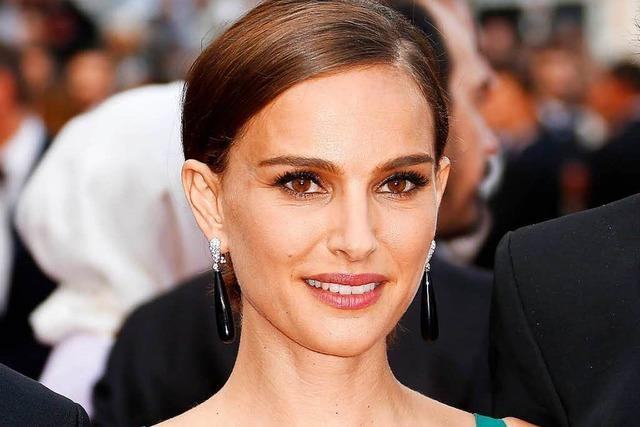 Natalie Portman mit