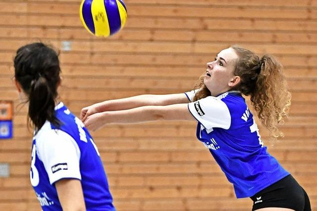 Volleyballerinnen aus Umkirch haben einen Lauf