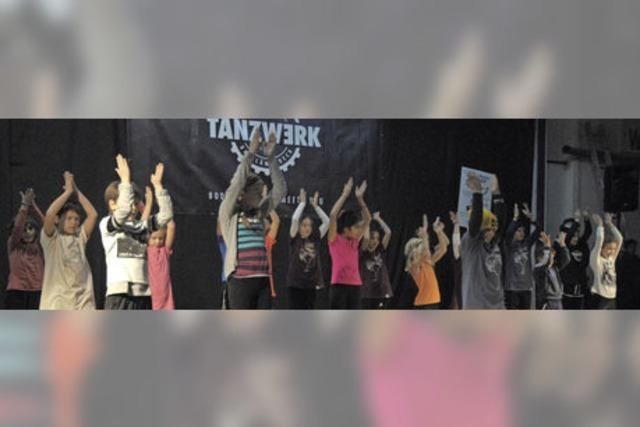 Abtanzen im Binzener Dance Camp
