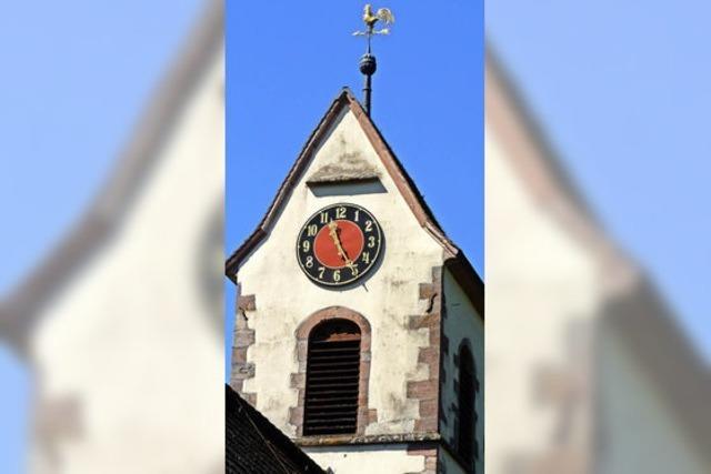 Gläubige fielen in der Kirche um