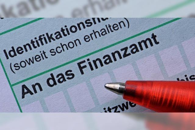 Steuererklärungen werden in Karlsruhe digitalisiert