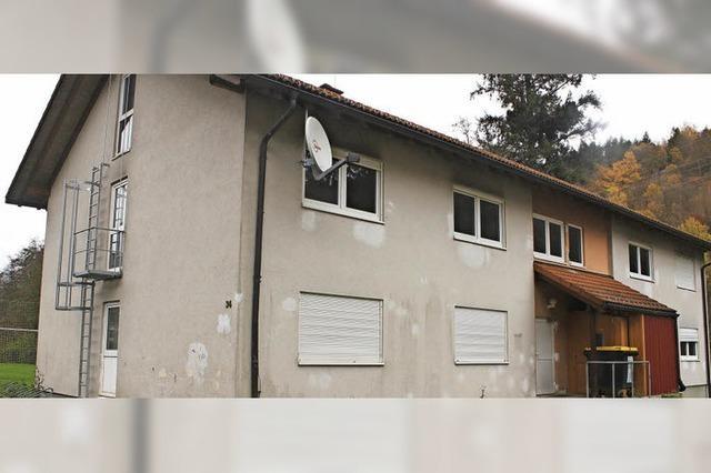 Flüchtlingsunterkunft wird Wohnhaus