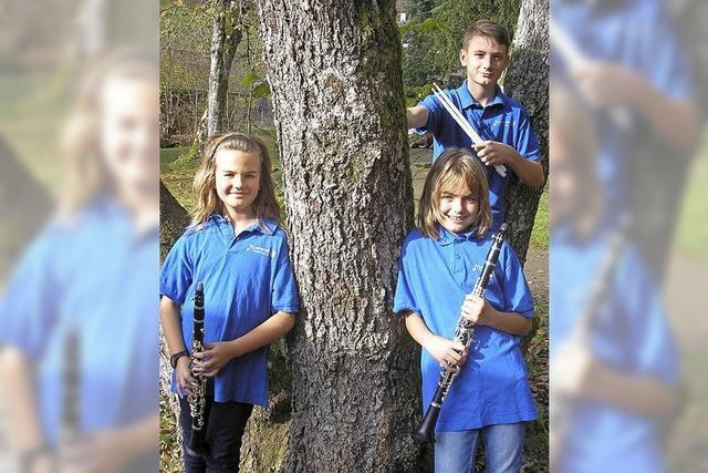 Bronze für Jungmusiker