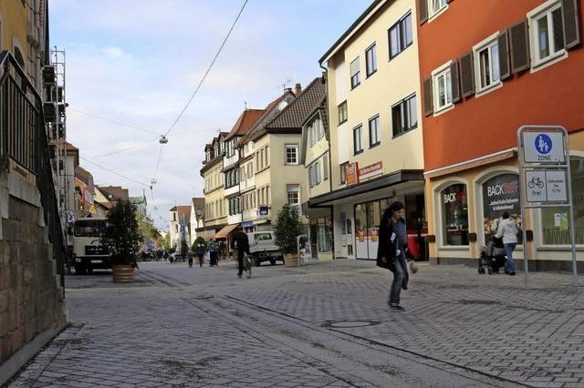 Oberkirch: Neue Hauptstraße wird bald eingeweiht