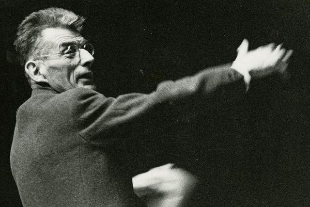 Marbacher Literaturmuseum stellt Tagebücher von Samuel Becketts Deutschlandreise aus