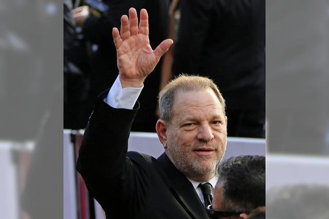Harvey Weinstein ließ womöglich Frauen und Journalisten ausspionieren